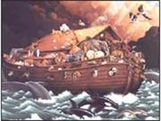 Nuh'un gemisi tamamen uydurma
